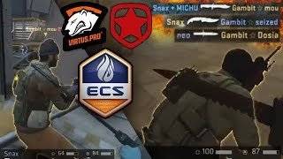 Download 3 Knife Kills By Neo & Snax! Pasha No Scope Clutch! Virtus.pro Highlights VS Gambit Video