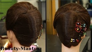 Download Hairstyle French Roll Video
