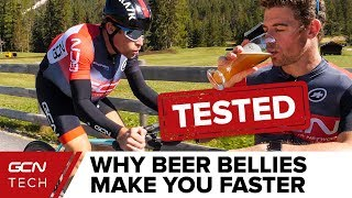 Download Why A Beer Belly Actually Makes You Faster Video