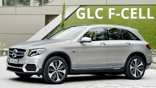 Download 2018 Mercedes GLC F-CELL - Combines Electricity and Hydrogen Video