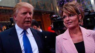 Download GOP Buyer's Remorse – Even Sarah Palin Is Already Sick Of Trump Video