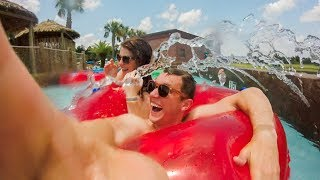 Download Water Park Slide with Pregnant Wife // 4th of July Summer Video
