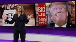 Download The Big Lie | Full Frontal with Samantha Bee | TBS Video