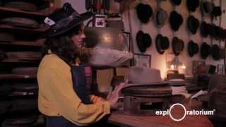 Download How to Make a Hat I Science in the City I Exploratorium Video