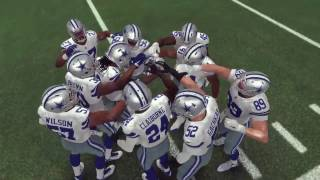 Download NFL Week 15 - Tampa Bay Buccaneers vs Dallas Cowboys - Full Game - Simulation Nation Video