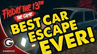 Download BEST CAR ESCAPE EVER ON FRIDAY THE 13TH GAME! Video