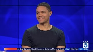 Download Trevor Noah Reveals He Can't Keep Up with Daily Breaking News Video