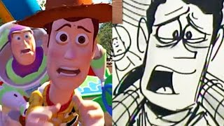 Download Toy Story Side-By-Side : ″The Final Choice″ | Pixar Video