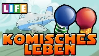 Download KOMISCHES LEBEN... - ♠ THE GAME OF LIFE - 2016 EDITION #001 ♠ - Dhalucard Video