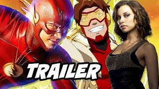 Download The Flash 4x17 Promo - The Flash Cast Dawn Allen Teaser Breakdown Video