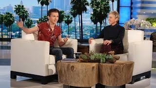 Download How Tom Holland Found Out He Was Spider-Man Video