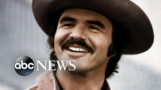 Download Burt Reynolds: A look back at his most iconic roles Video
