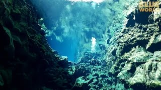 Download Diving Silfra Iceland | JONATHAN BIRD'S BLUE WORLD Video