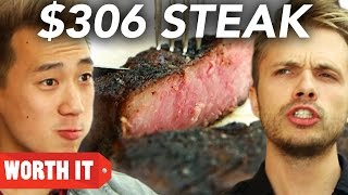 Download $11 Steak Vs. $306 Steak Video