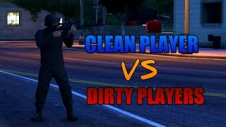 Download When a Clean Player Joins Dirty Players | GTA 5 Online Video