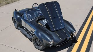 Download Coyote Powered 900hp AC Cobra- ZERO TRACTION Video