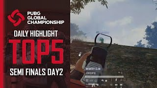 Download PGC - Top 5 Recap - Semifinals Day 2 Video
