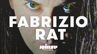 Download Fabrizio Rat (live) - Rinse France Video