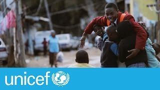 Download How inspirational South African teen living in poverty turned his life around   UNICEF Video