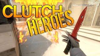 Download CS:GO - 1vs5 Clutch Heroes! #5 Video