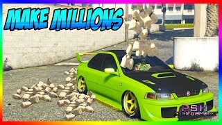 Download GTA 5 Solo Money Glitch *DO IT MAKE MILLION$* Unlimited Solo 1.50 Money Video