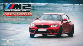 Download BMW M2 COMPETITION Prestado! Valorado en más de 70.000€ para esto... | Dani Clos Video