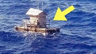 Download Indonesian Teen Miraculously Survives 49 Days At Sea On Fishing Shack Video