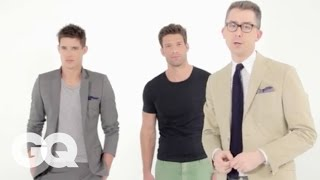 Download How to Look Good in a T–Shirt – Rules | Style | GQ Video