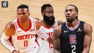 Download Los Angeles Clippers vs Houston Rockets - Full Game Highlights | November 13 | 2019-20 NBA Season Video