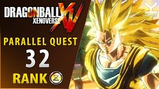 Download Dragon Ball Xenoverse - Parallel Quest 32 - Rank Z Video