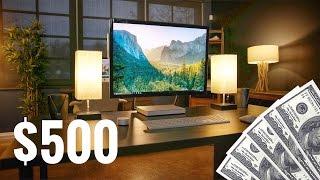 Download The Best Desk Setup for $500! Video