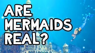 Download Are Mermaids Real? Tails of the Blue: The Mermaid Adventure Begins Episode 1. Totally TV Video