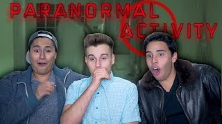Download Reacting To Paranormal Activity Caught On Camera Video