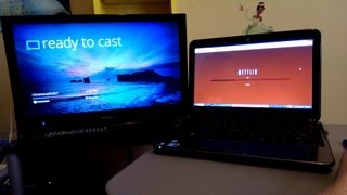 Download Setting up and streaming Netflix / YouTube to my Google Chromecast! Video