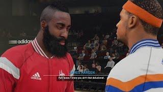 Download NBA 2K15 PS4 My Career - Harden Trash Talking Video