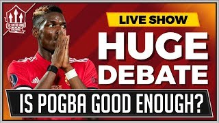 Download Pogba Not Happy at Mourinho's Manchester United Video
