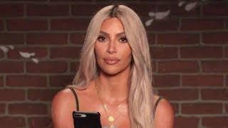 Download Kim Kardashian Reads Kanye West's Mean Tweets About Jimmy Kimmel Video