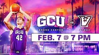 Download GCU Men's Basketball vs. UTRGV Feb 7, 2019 Video