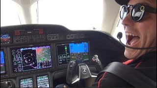 Download Watch Me Fly the $5 Million HondaJet Including Tips & Tricks Video