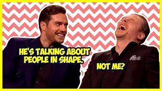 Download Mission: Impossible - Fallout Cast Makes Fun Of Each Other (Henry Cavill, Simon Pegg) Video
