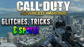 Download Call of Duty: Advanced Warfare - Glitches, Tricks & Spots #2! (Recovery, Bio Lab, Ascend & More) Video