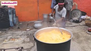 Download Muslim Chicken Dum Biryani Prepared for 300 people - Indian Street Food Video