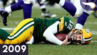 Download Favre Returns to Lambeau - Vikings vs. Packers (Week 8, 2009) Classic Highlights Video