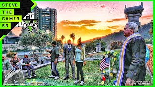 Download GTA 5 MODS - LET'S GO TO WORK - PART 47 (GTA 5 PC MODS) FUNERAL Video