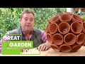 Download Make Your Own DIY Terracotta Garden Art | Indoor | Great Home Ideas Video