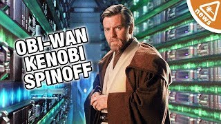 Download What Can We Expect from the Obi Wan Kenobi Spinoff? (Nerdist News w/ Jessica Chobot) Video