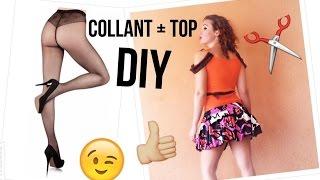 Download Come rinnovare un VECCHIO TOP con dei COLLANT - Tutorial by Diana Toto Video