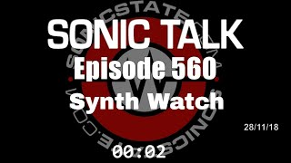 Download Sonic TALK 560 - Synth Watch, Strike and VCV Host Video