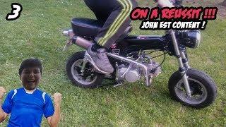Download ON À RÉPARÉ LE DAX DE JEAN MI #3 - DAX LIFAN 125cc !!! Video