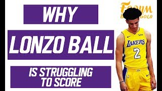 Download Why Lonzo Ball is Struggling to Score Video